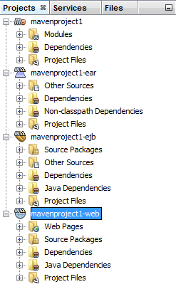 ProjectNav